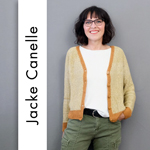 Pattern for the Jacke Canelle by rosa p.
