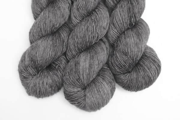Merino Single | Graumeliert