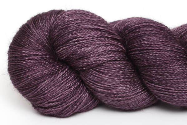 Angel Delight lace | Black Aubergine