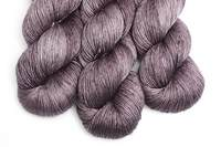 PureSilk Single | Muted Aubergine