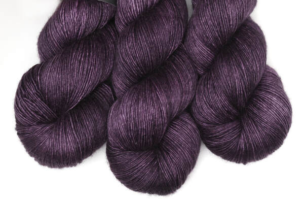 Mystic Silk Light | Black Aubergine