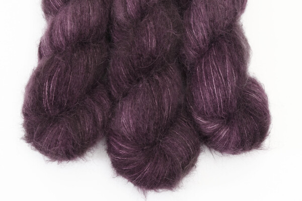 Suri Cloud | Black Aubergine