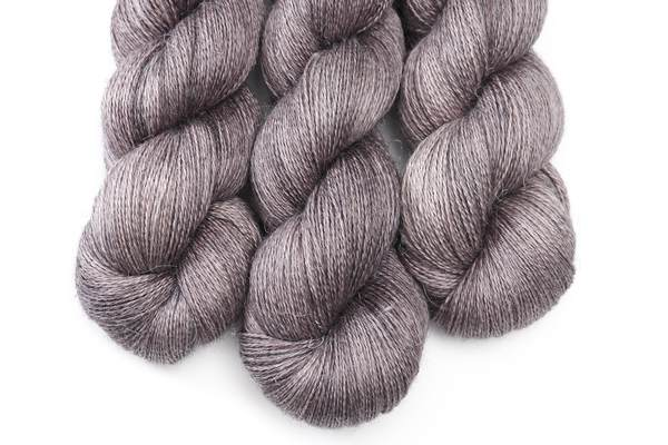 Linno Lace | Muted Aubergine