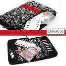 ChiaoGoo Circular Needle Set Twist Red Lace Small 13cm